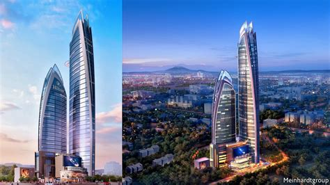 Tall Buildings : Africa's Tallest Buildings
