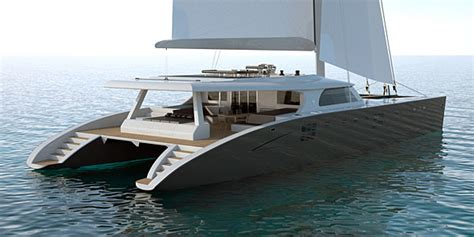 Huge Catamaran Yacht by Supernavi Clients