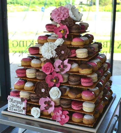 pi 232 ce mont 233 e macarons et choux mariage wedding vin d honneur beautiful
