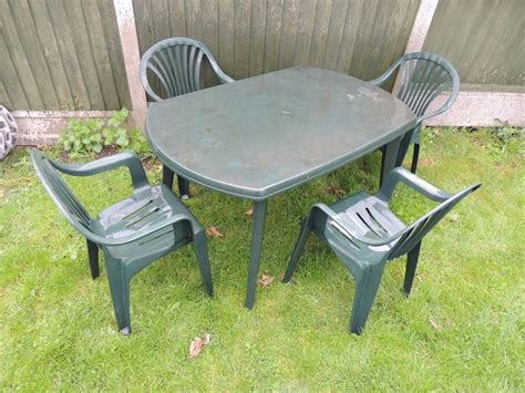 Garden Table And Chair Set & Outdoor Dining Sets