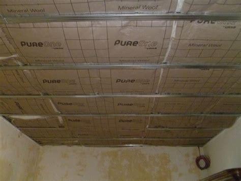 comment isoler un plafond par l int 233 rieur artisan plaquiste verbe jerome