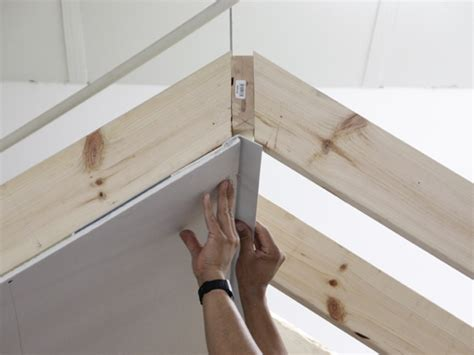 vault backing angle trim tex drywall products