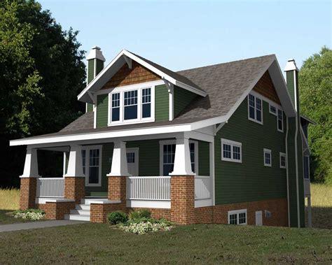 Modern Craftsman Home Exterior & Landscaping  Homescornercom