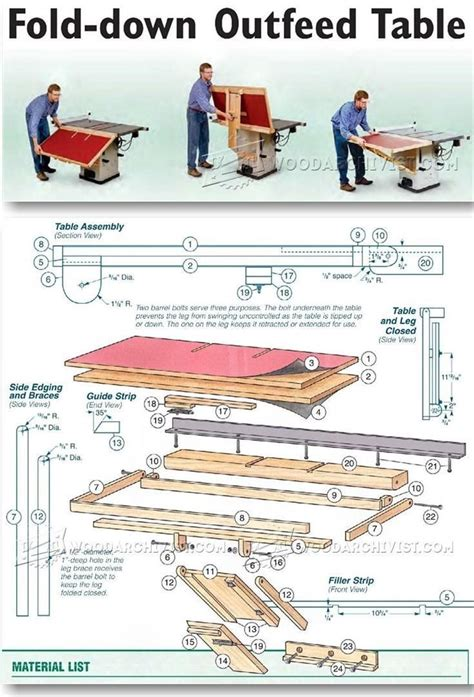 25+ Best Ideas About Table Saw On Pinterest  Wood Shop