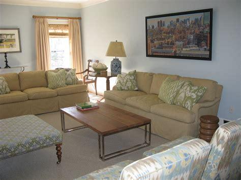 simple living room decor modern house