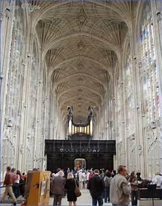 King's College Chapel CHAPEL CAMBRIDGE, UK - ToursMaps.com