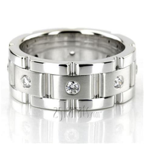 Rolex Style Round Diamond Wedding Ring  Dw100179  14k Gold. Uk Man Engagement Rings. Lion Face Rings. Pallasite Wedding Rings. Funky Wedding Rings. Retro Victorian Engagement Rings. Utpa Rings. Soldering Wedding Rings. Traditional Wedding Mexican Wedding Rings