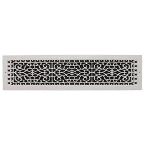 smi ventilation products base board 6 in x 30