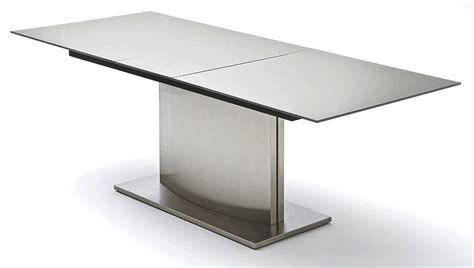 table ronde salle a manger en verre valdiz