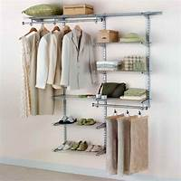 diy closet ideas Storage : The Most Affordable DIY Closet Organizer ...