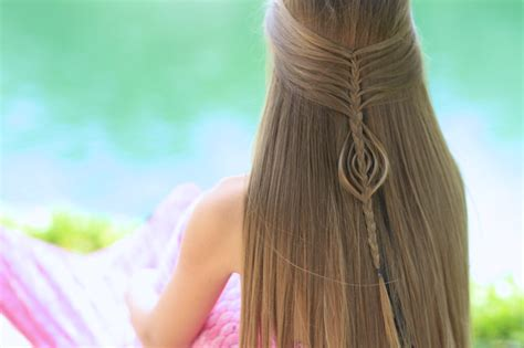 Mermaid Hair With Ocean Locks Hairstyles For Curly Hair With Bangs Medium Length Fun Naturally Short Square Face New And Colors 2016 Oval Fine Pictures Of Thin Casual Videos Wavy Over 40