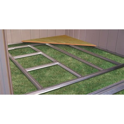 arrow floor frame kit for 8x6 or 10x6 sheds fb106