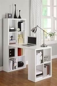 Ikea Schreibtisch Mit Regal : die besten 20 kallax schreibtisch ideen auf pinterest ikea ikea diy und ikea hacks ~ Markanthonyermac.com Haus und Dekorationen