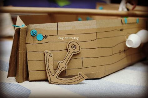 How To Make A Cardboard Boat With Only Duct Tape by 1000 Ideas About Cardboard Box Boats On Pinterest Boat