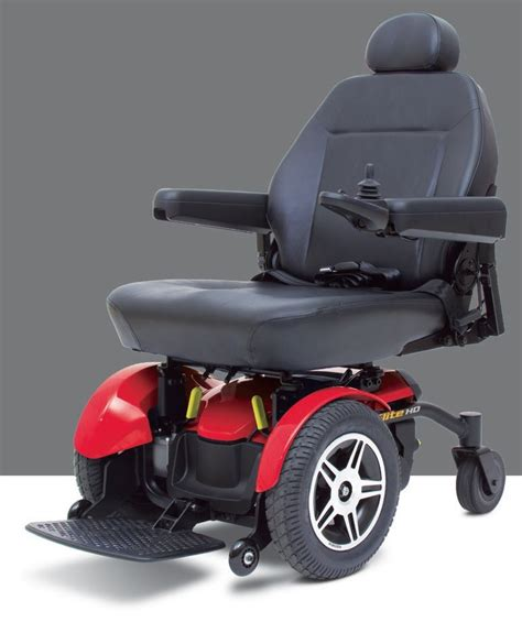 pride mobility jazzy elite hd power wheelchair battery sp12 55