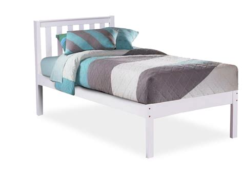 Kado Timber Kids Bed  Trundle Optional