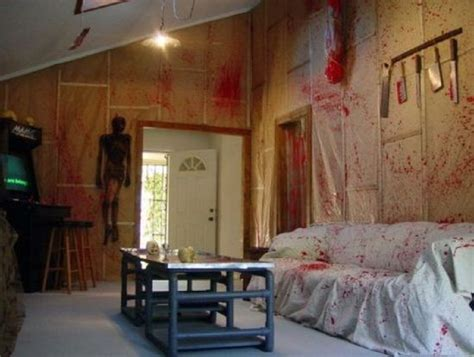 33 Spooky & Scary Halloween Decorations For 2016 Is Bamboo Flooring Good For Basements Concrete Basement Wall Ideas Making A Deeper Total Finishing Complaints Insulating Cinder Block Walls How To Stud Jaxx New Album Best Drywall