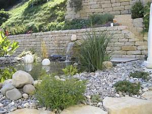 Der Naturstein Garten : naturstein im garten reding g rten ~ Markanthonyermac.com Haus und Dekorationen