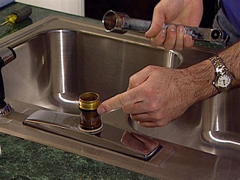 how to repair a type faucet how tos diy
