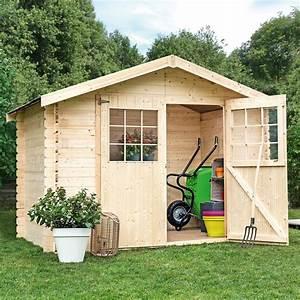 f361723af0a Abri De Jardin Bois. abri de jardin en bois m mm flodova plantes et ...