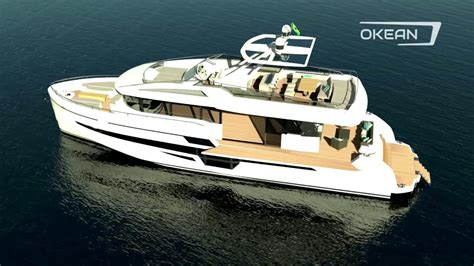 Yacht Youtube by Mareconsult Yachts Okean Yachts Youtube