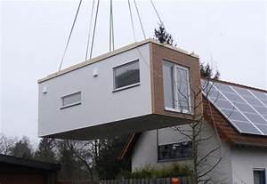Anbau Holz Kosten : flyingspaces als anbau schwoererblog ~ Markanthonyermac.com Haus und Dekorationen
