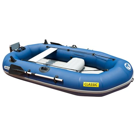 Inflatable Boat Olx by Inflatable Boat Aqua Marina Classic With Motor Insportline