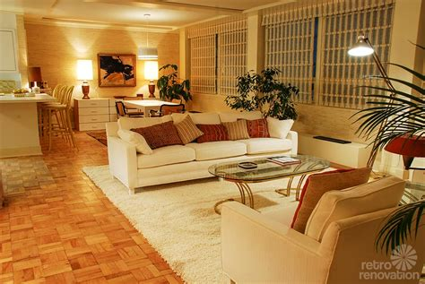 70's Home Interior Design :  1970s Interior Design Full Of Artifice