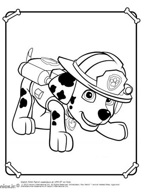 pat patrouille 6 dessins anim 233 s coloriages 224 imprimer