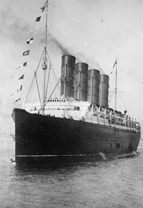 lusitania the sinking of the cunard liner rms lusitania occurred on 7 may
