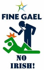 Young Fine Gael – The Irony Is In The Name – AN SIONNACH FIONN