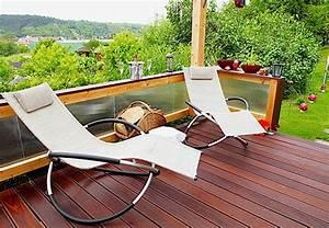 Balkon Liege Für Zwei : die besten kauftipps f r terrassen und balkone bei obi ~ Markanthonyermac.com Haus und Dekorationen