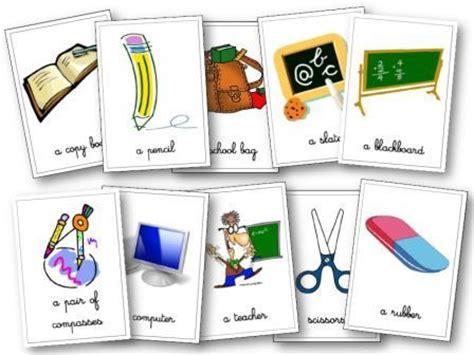 Matériel De Classe Anglais Aux Cycles 2, 3flashcards, Leçons, Dominos  Chang'e 3 And Flashcard