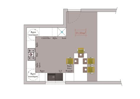 plan salon cuisine sejour salle manger dootdadoo id 233 es de conception sont int 233 ressants 224