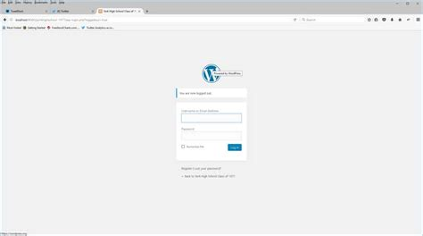 Wordpress Customize Wp-admin Login Page Logo Using
