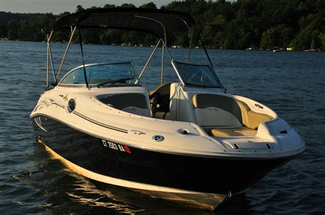 Used Sea Ray Sundeck Boats For Sale by Sea Ray 24 Sundeck 2005 For Sale For 10 000 Boats From