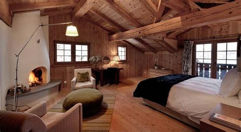 luxury ski chalet rental in klosters on top location near lifts town