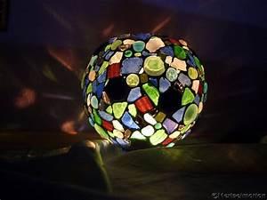 Basteln Mit Mosaiksteinen : anleitung zum mosaik windlichter basteln meriseimorion ~ Whattoseeinmadrid.com Haus und Dekorationen