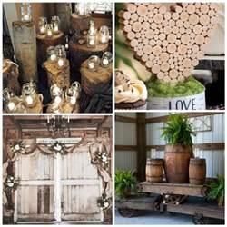 7 easy rustic wedding reception ideas uniquely yours wedding invitation