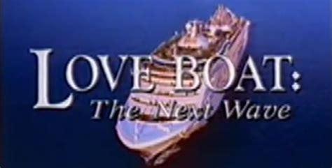 Love Boat The Next Wave Dvd by Brod Ljubavi Sljedeći Val Love Boat The Next Wave 1998