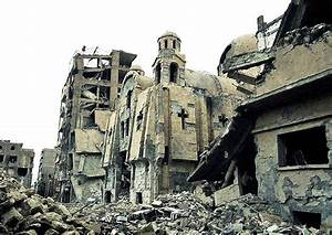 Bomb-damaged Syrian church holds first service in 6 years ...