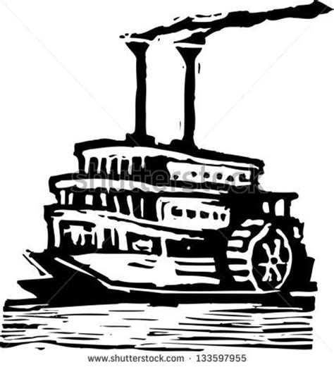 Cartoon Paddle Boat by Paddle Boat Clipart Clipart Suggest