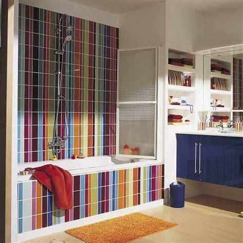 Colorful Bathroom Decorating Ideas  Stylish Eve