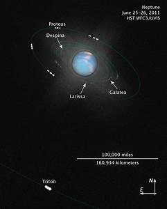NASA - Hubble's Neptune Anniversary Pictures