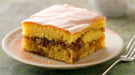 honey bun cake honey bun cake recipe from betty crocker
