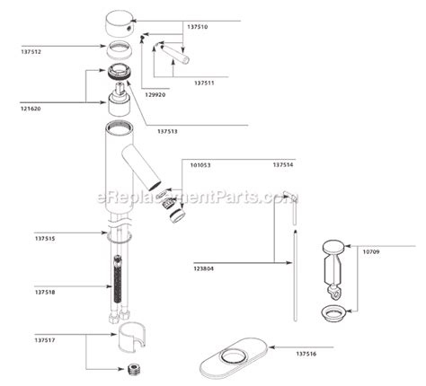 moen monticello shower parts diagram smartdraw diagrams