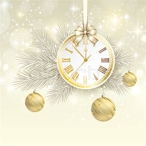 Gold New Year Backgrounds