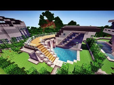 minecraft hd maison moderne n 176 1 1 2