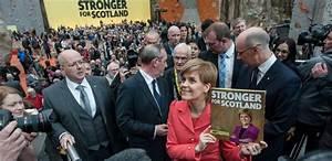 """Pour le Scottish National Party, """"une coalition avec le ..."""
