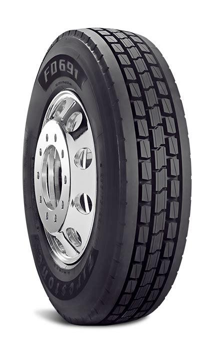 Firestone Fd691  Gcr Commercial Tires
